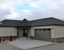 Bring your horse and/or build your shop! Come see this beautiful new home!